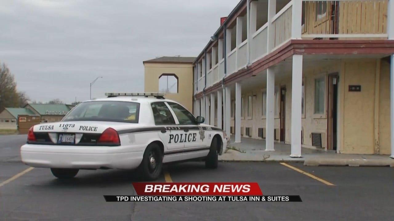 Man Shot In Leg During Tulsa Robbery, Police Say