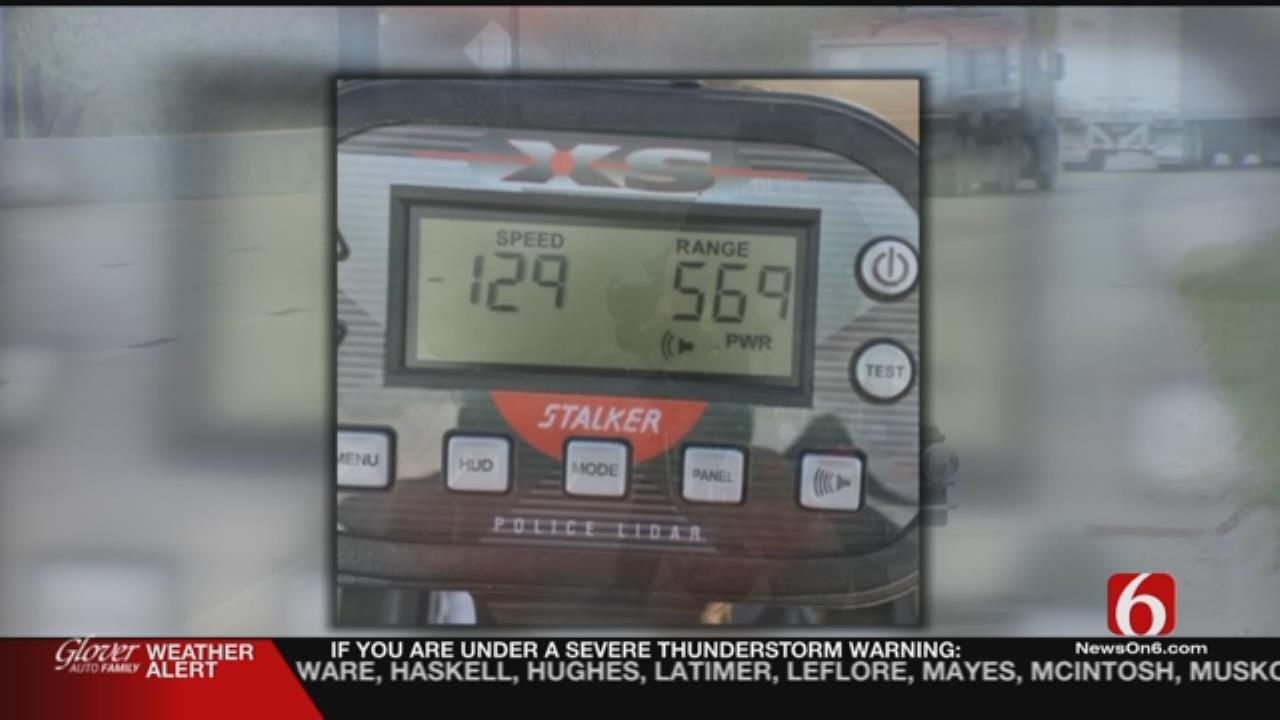 Tulsa Police Cracking Down on Speeding