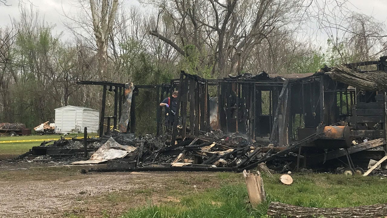 House Fire Claims Life Of Wagoner County Man