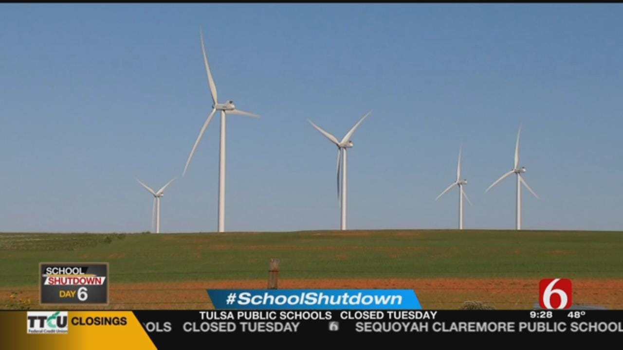 Industry Reacts To Wind Energy Tax Credit Reform Bills