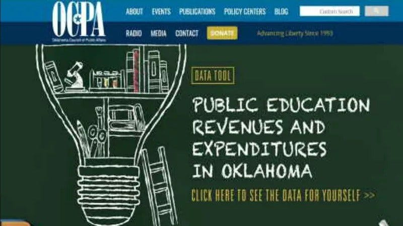 Critics Say Education Funding, Teacher Pay Raises Possible Without Raising Taxes