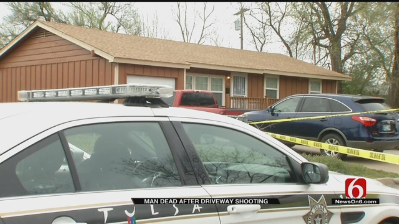 Homicide Victim Found By Wife, Tulsa Police Investigating