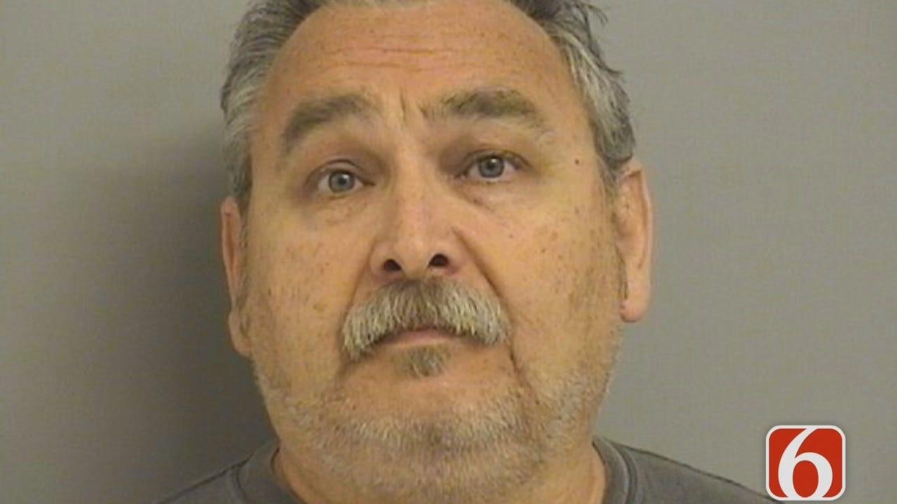Dave Davis Reports On Collinsville Man's Arrest
