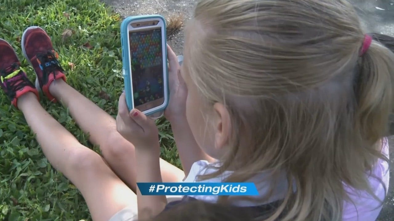 Tulsa Police Warn Parents Of Dangerous Apps