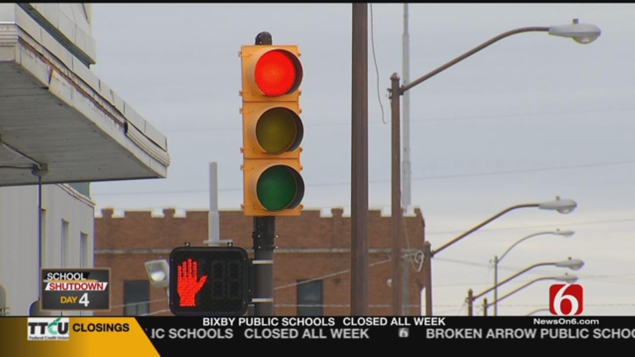 TPD Cracks Down On Red Light Violations