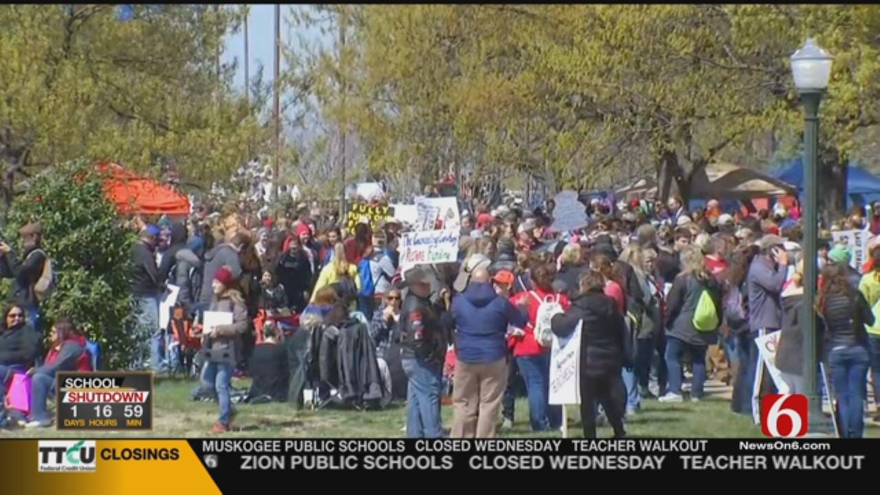 Green Country Teachers Say Still More Is Needed For Classrooms