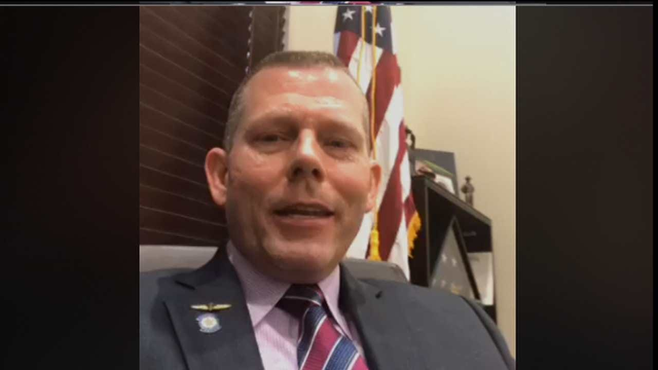 WATCH: Wagoner County Lawmaker Posts Follow-Up Video