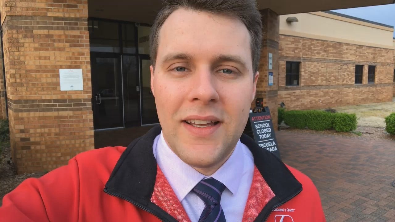 Dave Davis Says Tulsa Public School Teachers Head Back To State Capitol