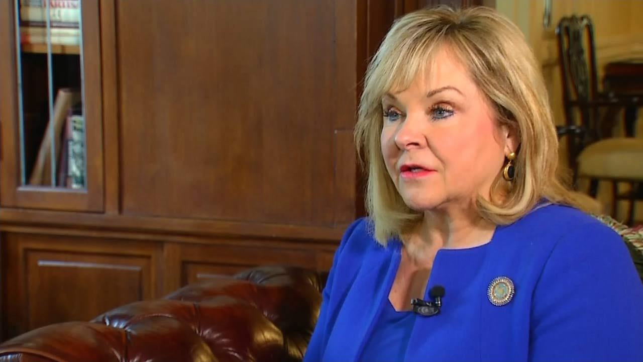 Historic Tax Bill 'Took A Lot Of Courage' To Pass, OK Governor Says