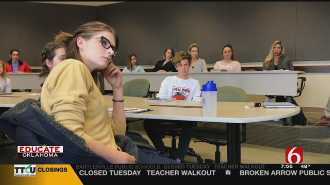 [UNFILTERED] Journalism Helps Oklahomans Tell Their Stories