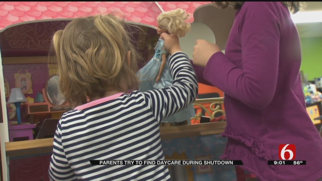 Daycare Facilities Prepare For Teacher Walkout