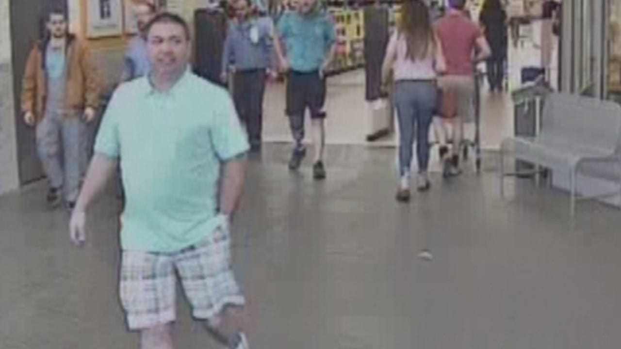 WEB EXTRA: Surveillance Video Released