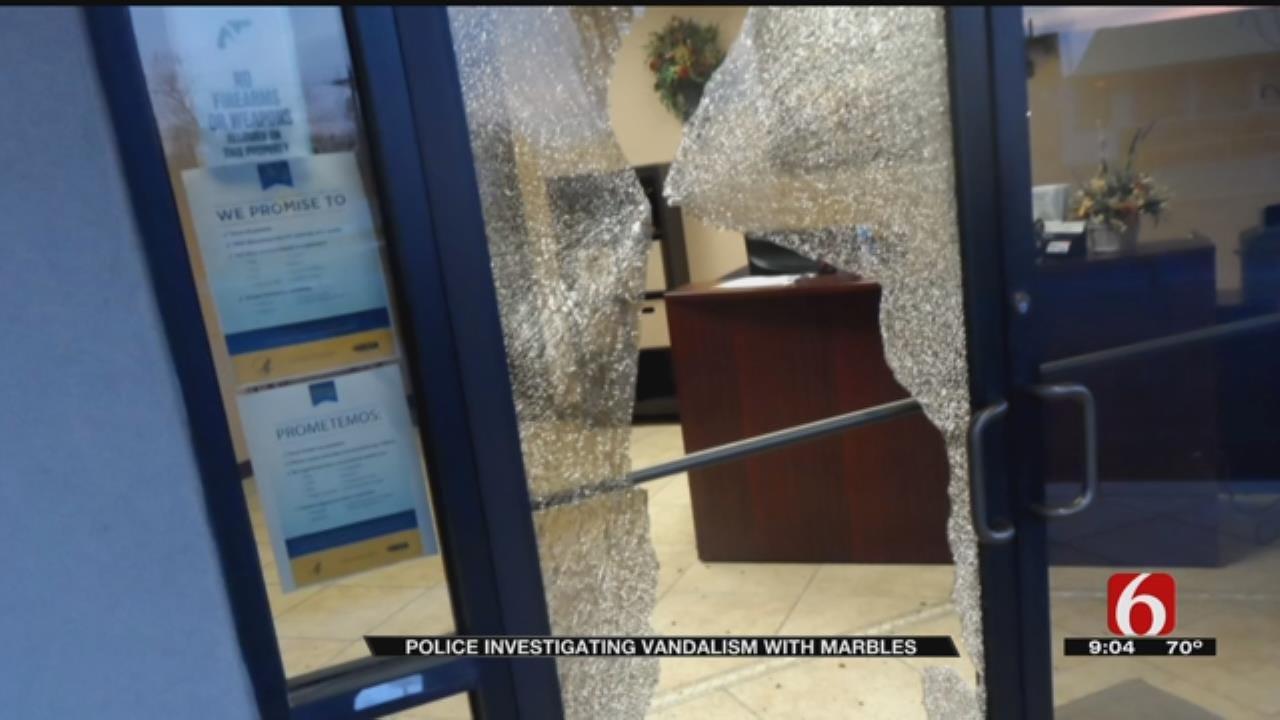 Wagoner Business Offers Reward To Stop Local Vandalism