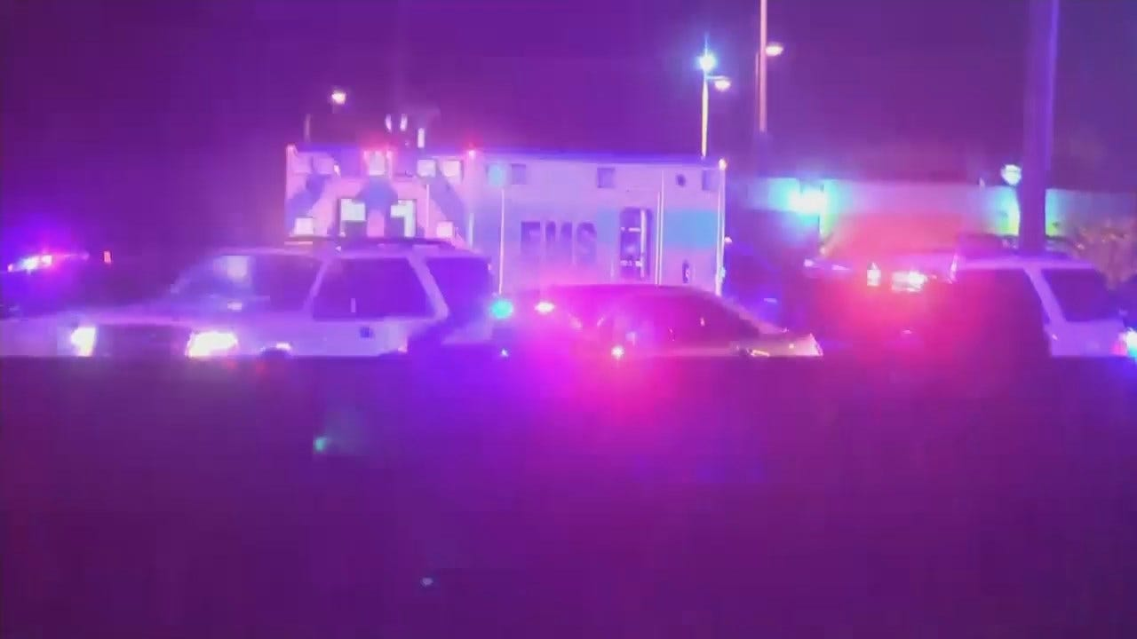 WEB EXTRA: Video From Scene Of Austin Bomber Death In Texas