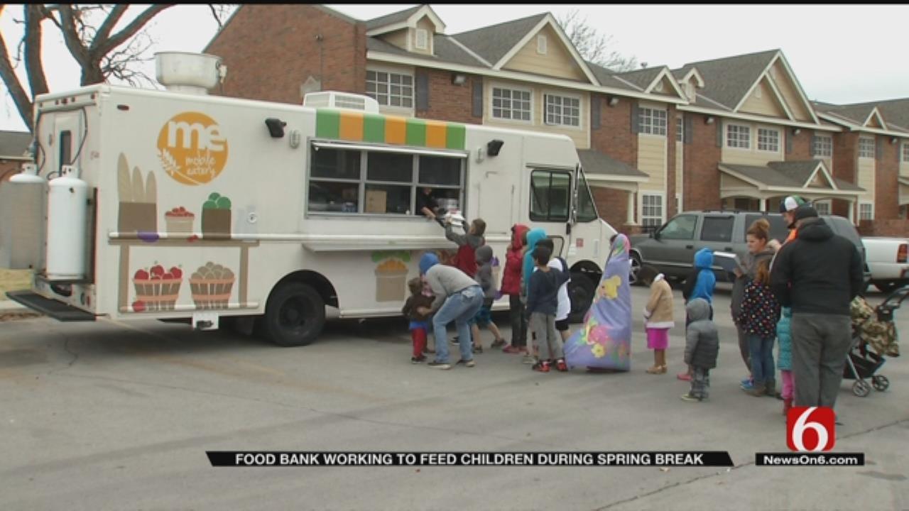 Food Trucks To Help Feed Children During Spring Break