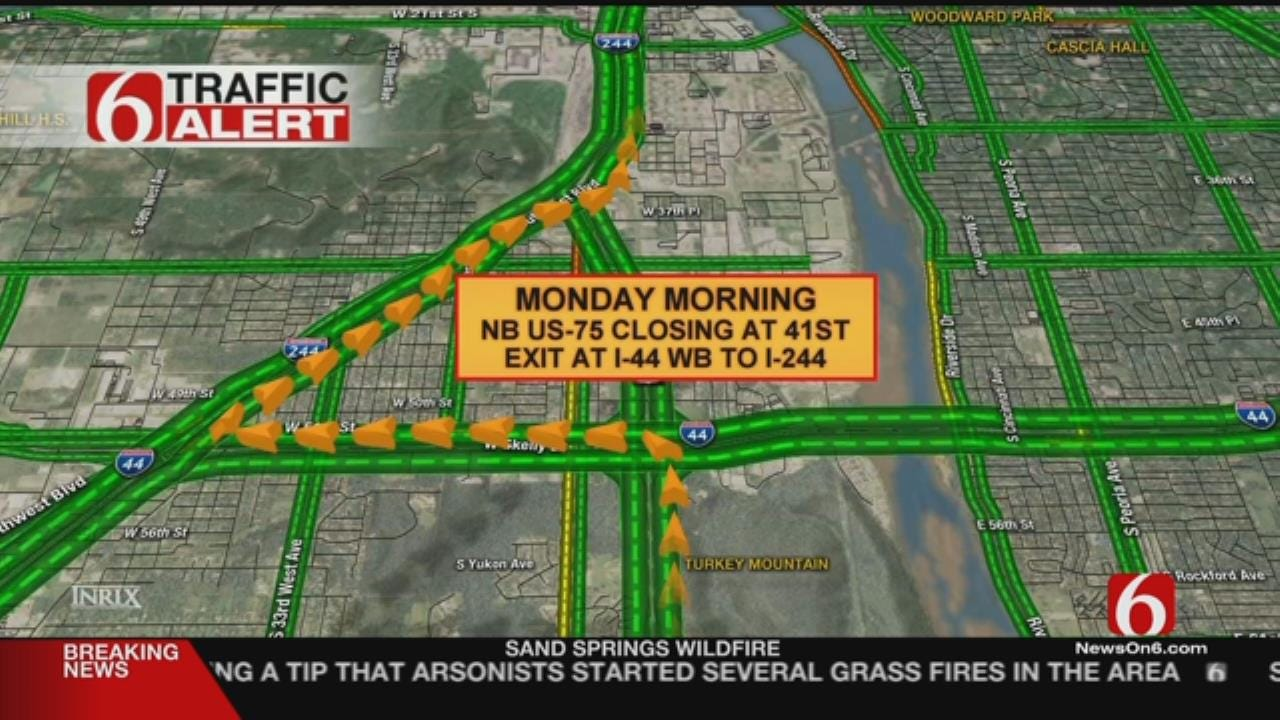 Morning Commute To Change For Highway 75 Drivers