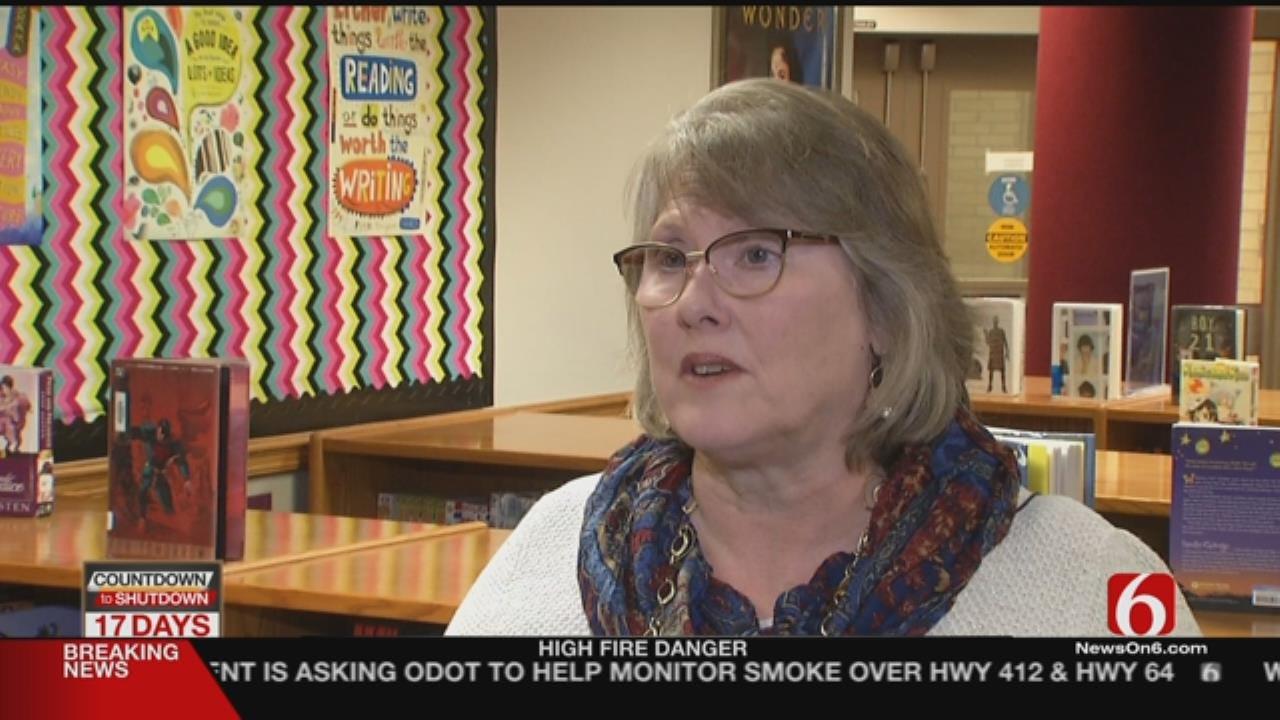 Jenks Teacher Challenges Legislators To Substitute Teach