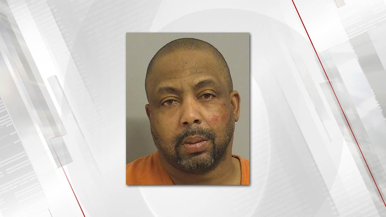 Sawyer Buccy: Pepper Balls, Stop Sticks End Tulsa Police Chase