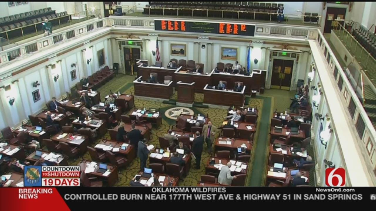 Lawmakers Discuss Where To Find Funding To Improve Education Budget