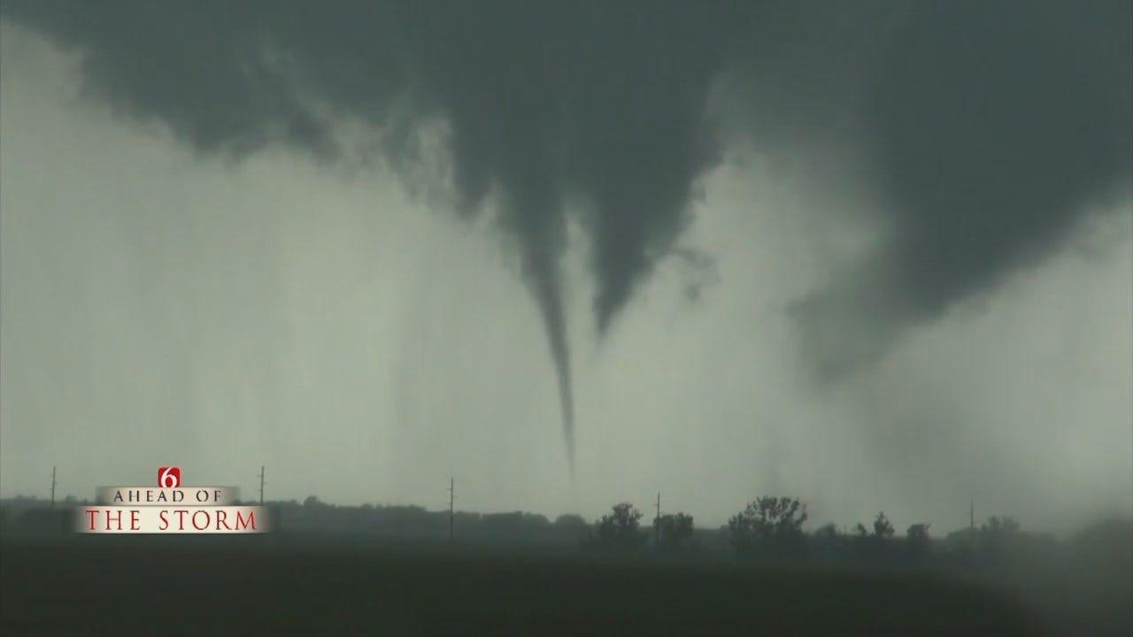 Is Tulsa Due For Large, Violent Tornado?