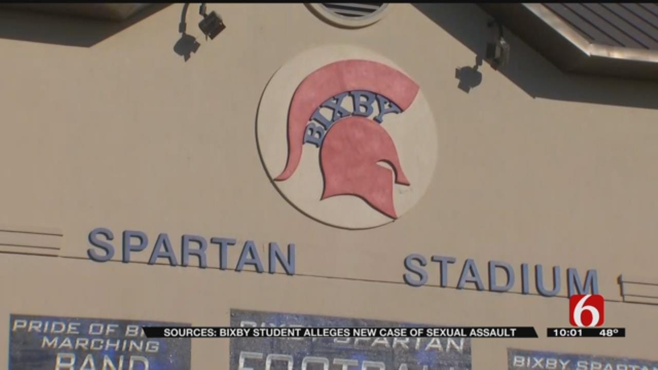 Sources: Second Bixby Student Reports Sexual Assault Involving Football Player