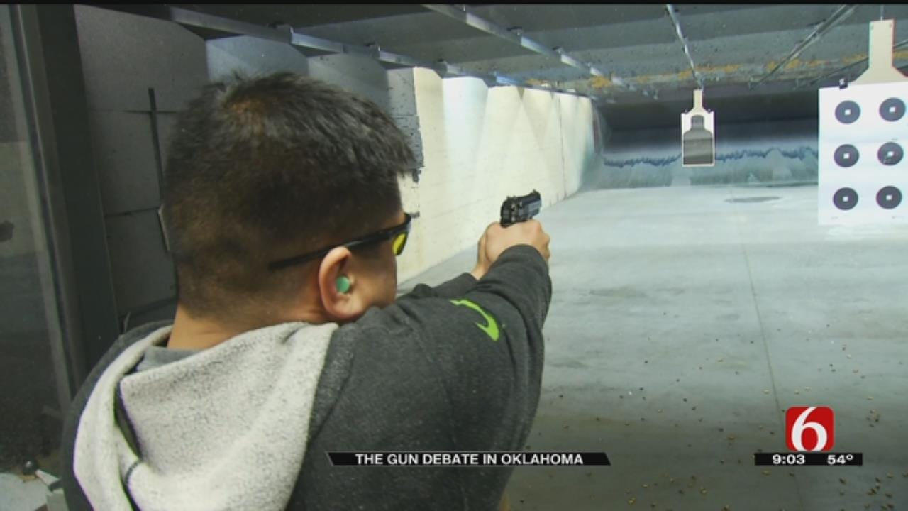 Arming Teachers: Oklahoma Teachers And Firearms Experts Weigh In