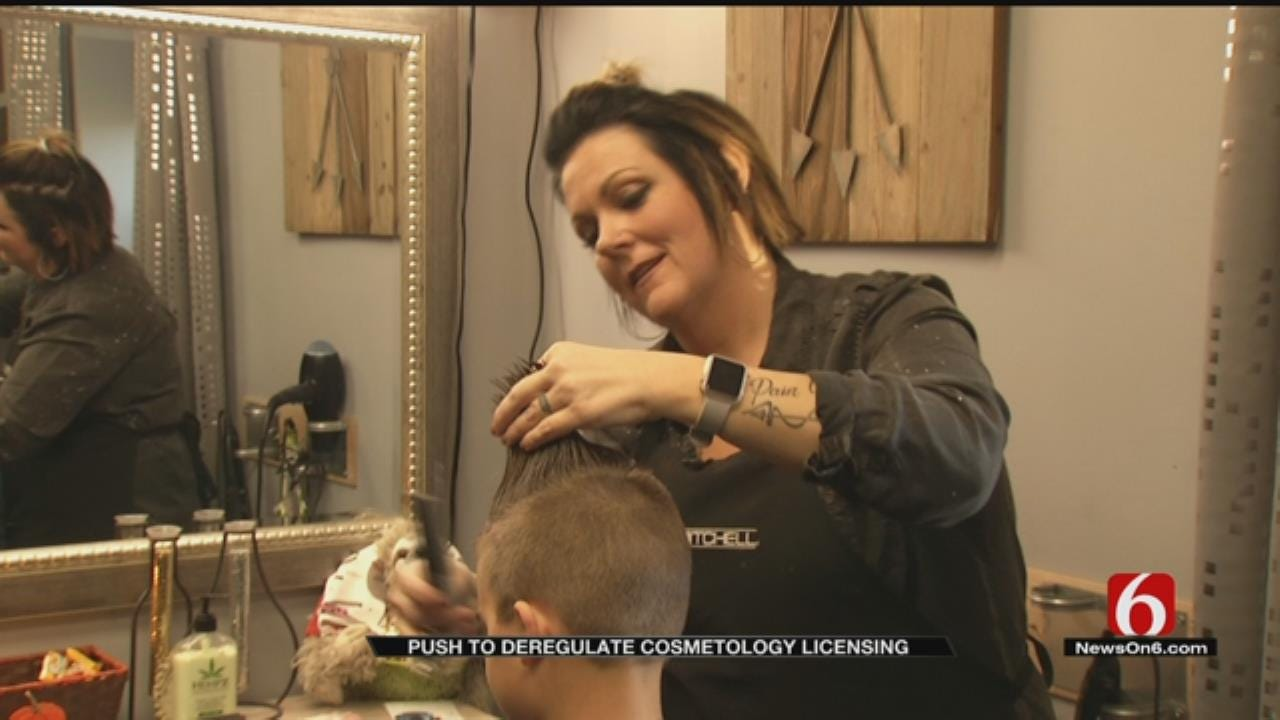Tulsa Cosmetologists Upset Over Talk Of Changing License Regulations