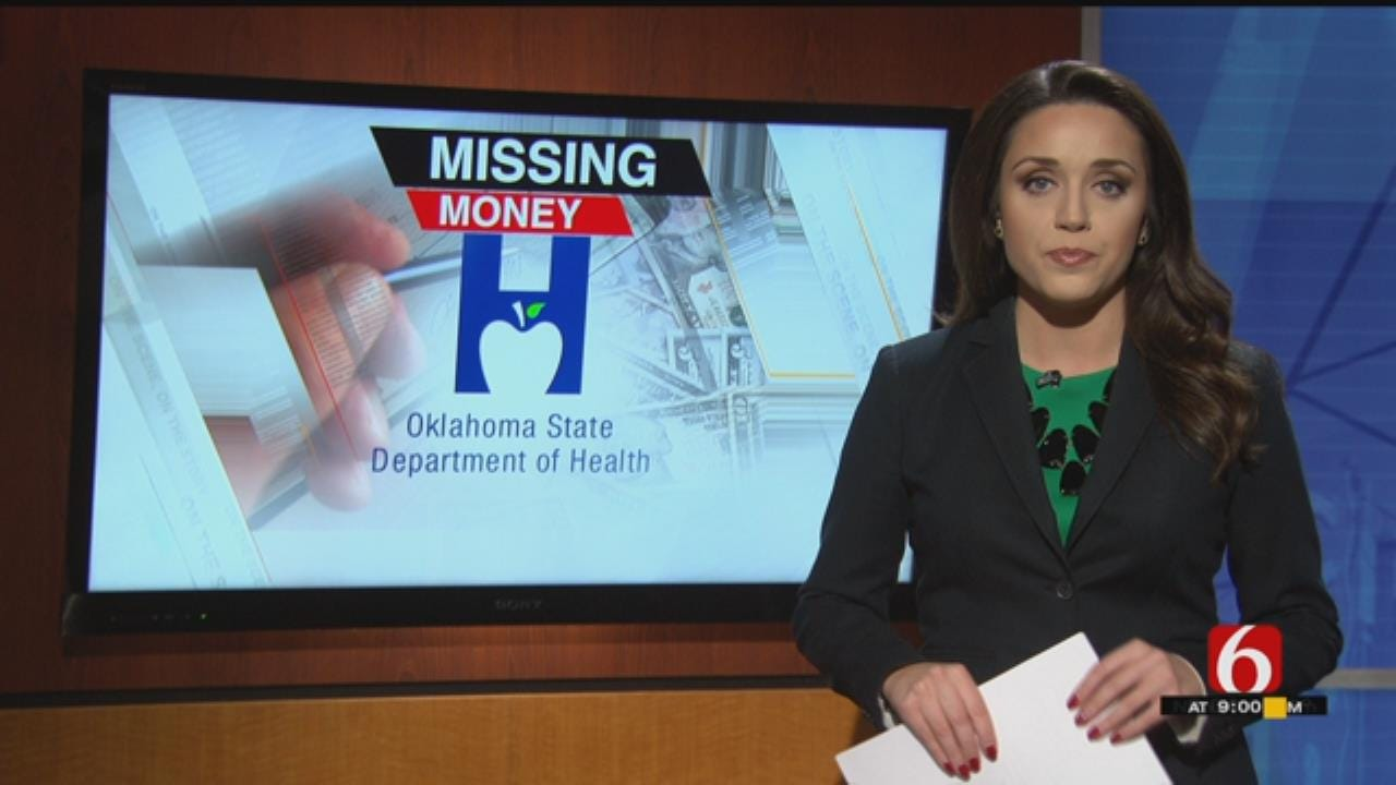 State Health Department Audit Shows Misuse Of Funds