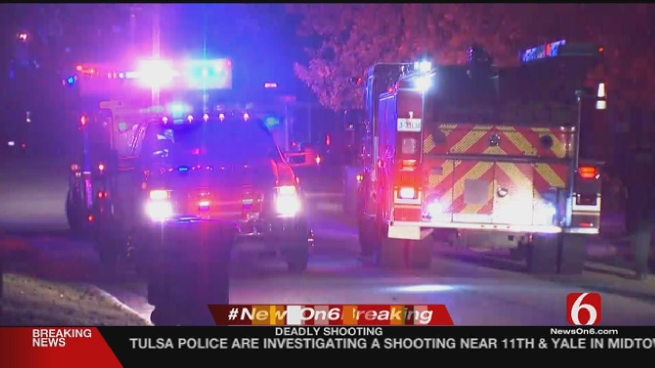 Man Fatally Shot By Teen Stepson In Midtown Tulsa