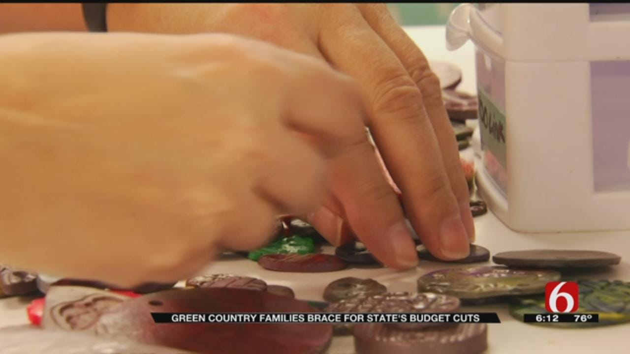 State Cuts Affect Area Non-Profit, Families