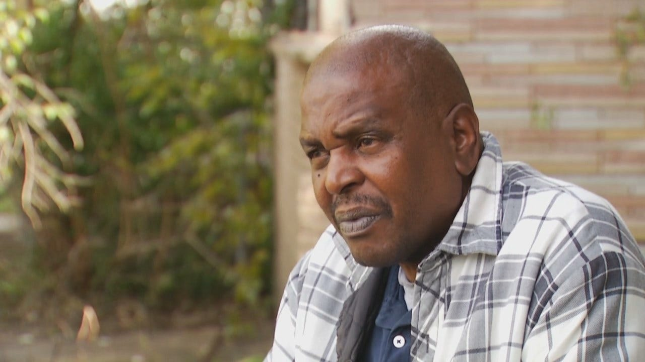 WEB EXTRA: TPS Custodian Expresses Concern For Motorcycle Driver Injured In Crash