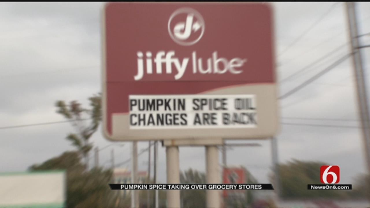 Tulsa Chef Says Pumpkin Spice Craze Has Become Obsession