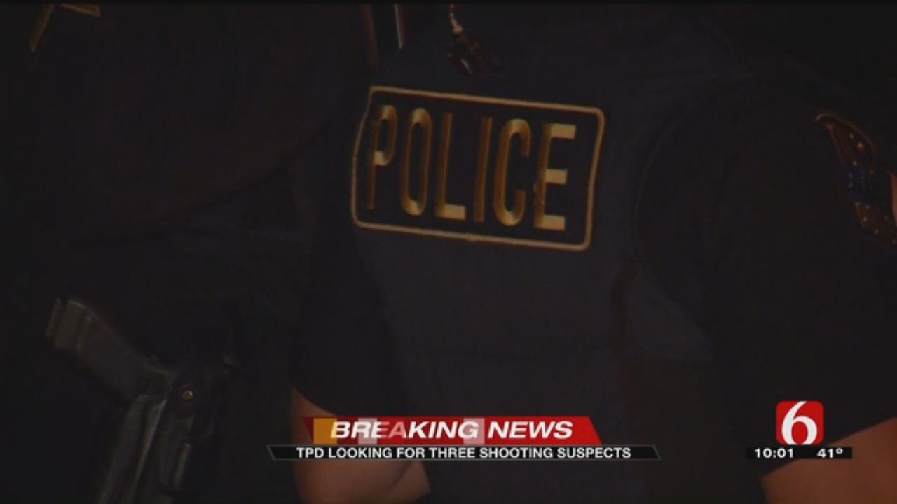 Police: Man, Dog Shot In East Tulsa Home