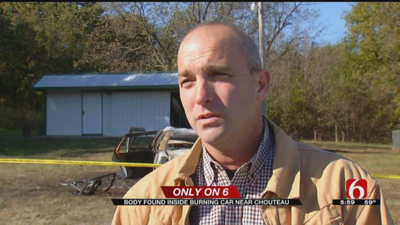 Burned Body Found In Mayes County Investigated As Suspicious Death