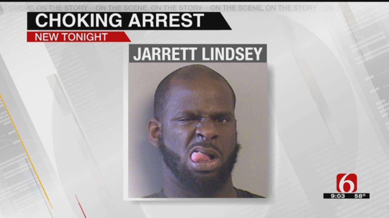 Lamp Cord Used To Choke Girlfriend, Tulsa Police Say