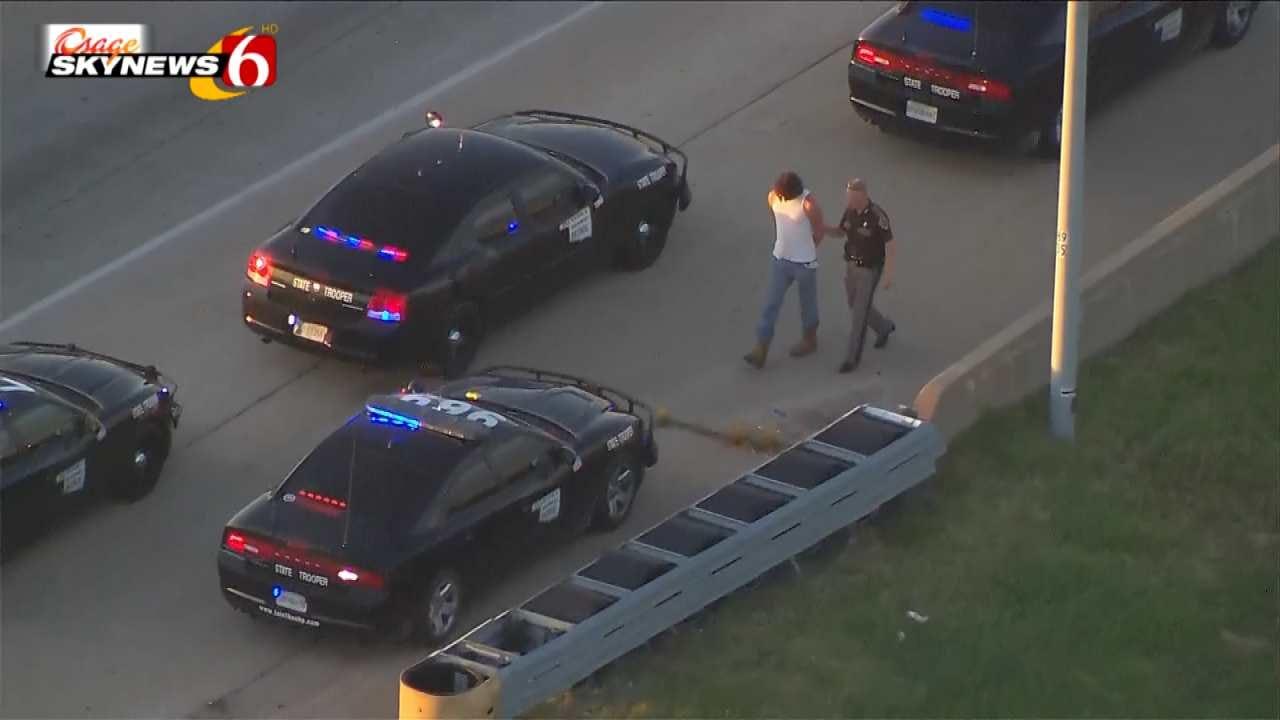 Osage SkyNews 6 HD Video: OHP Arrests DUI Driver For Speeding