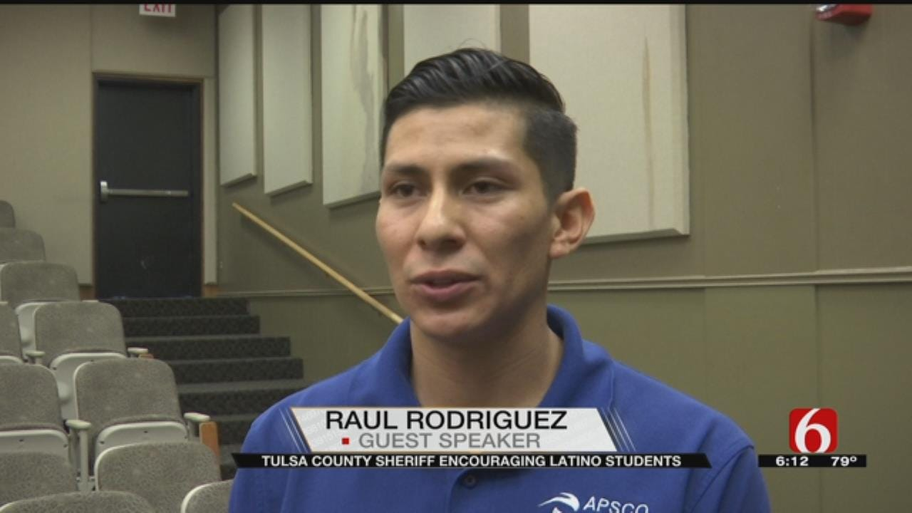 Inspiring Latino Youth Focus Of Tulsa Conference