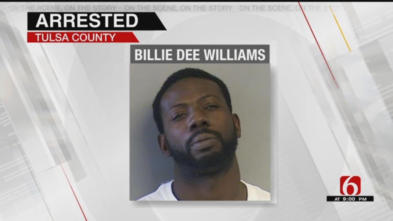 Man Arrested In Tulsa's Latest Homicide