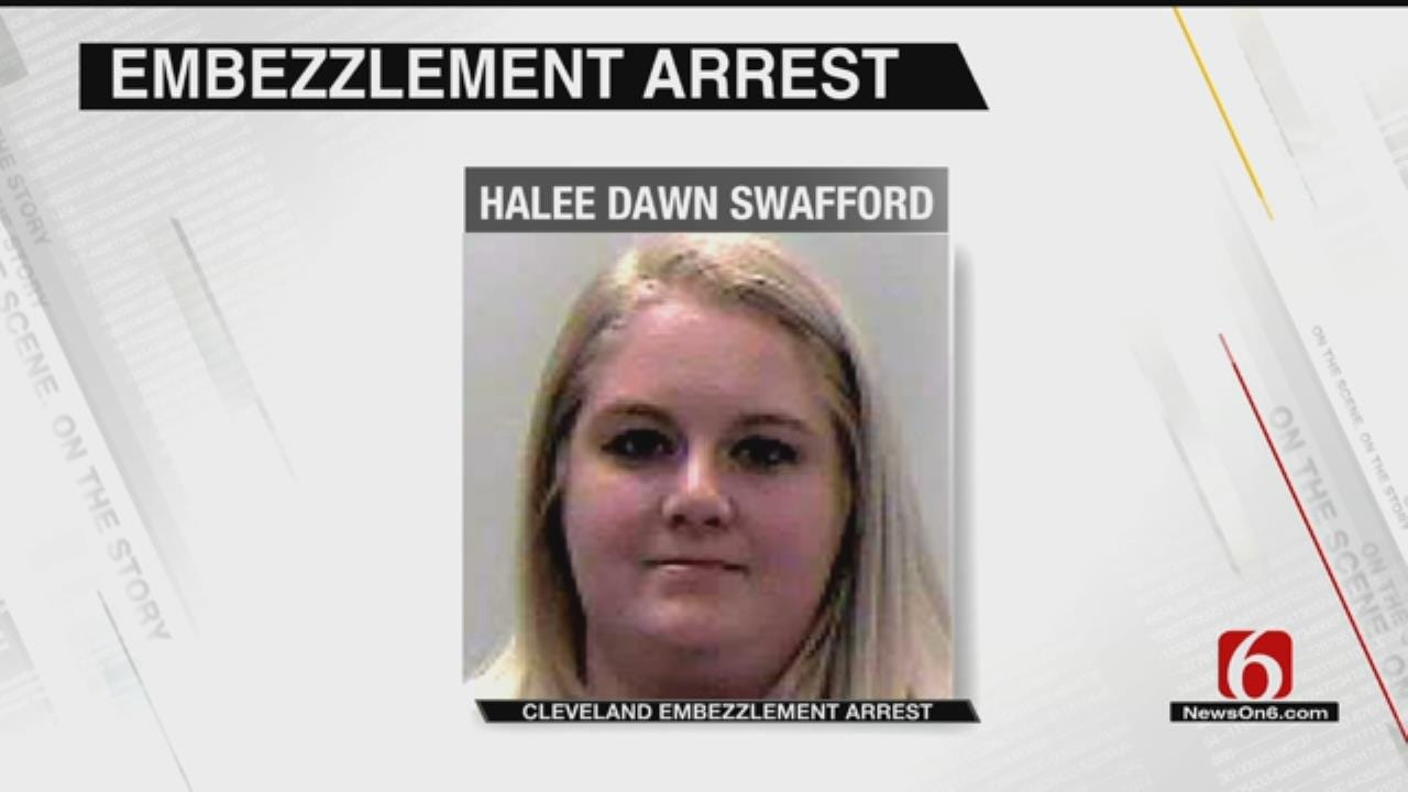Cleveland Woman Arrested For Embezzling Youth Sports Funds, Police Say