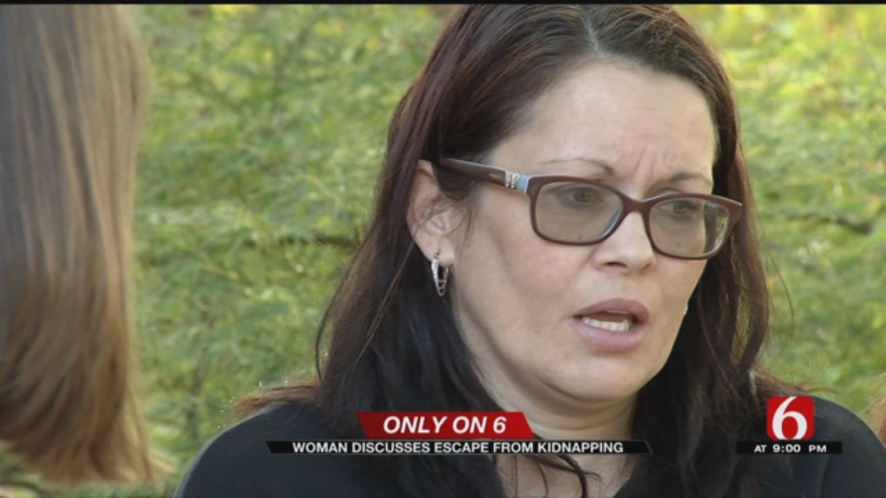 Tulsa Woman Recalls Being Kidnapped By Boyfriend