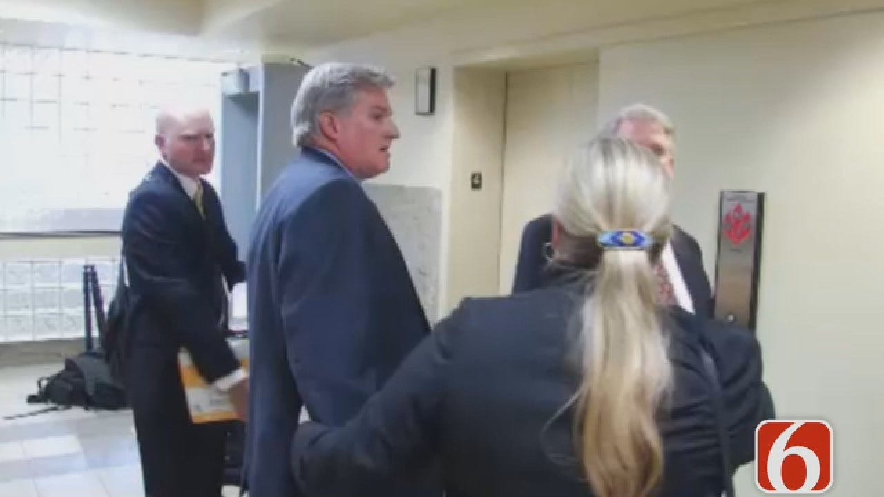 Dave Davis Says Former TPD Officer Found Guilty Of Manslaughter
