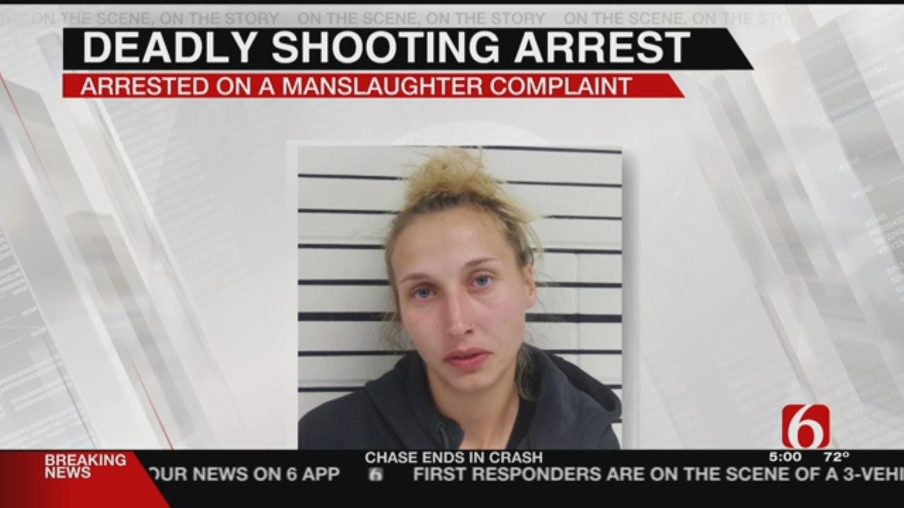 Woman Arrested After Fatal Cherokee County Shooting