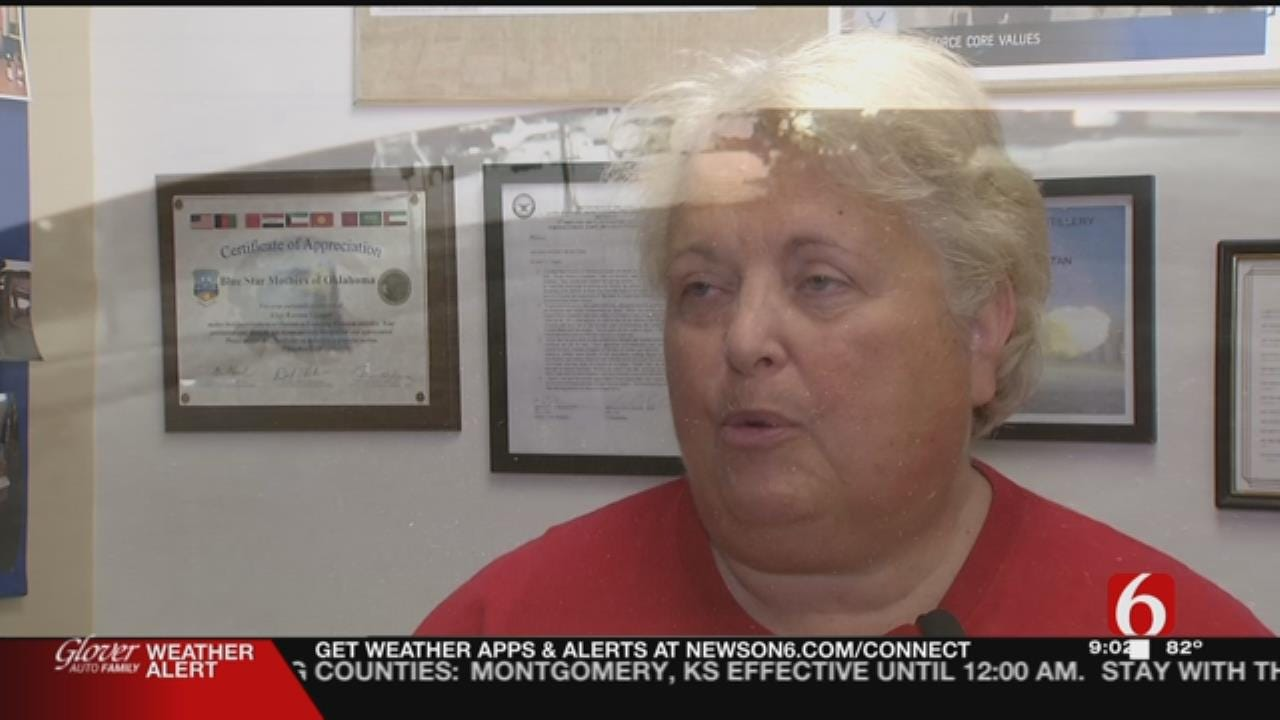 Blue Star Mothers Office Vandalized For 3rd Time This Year