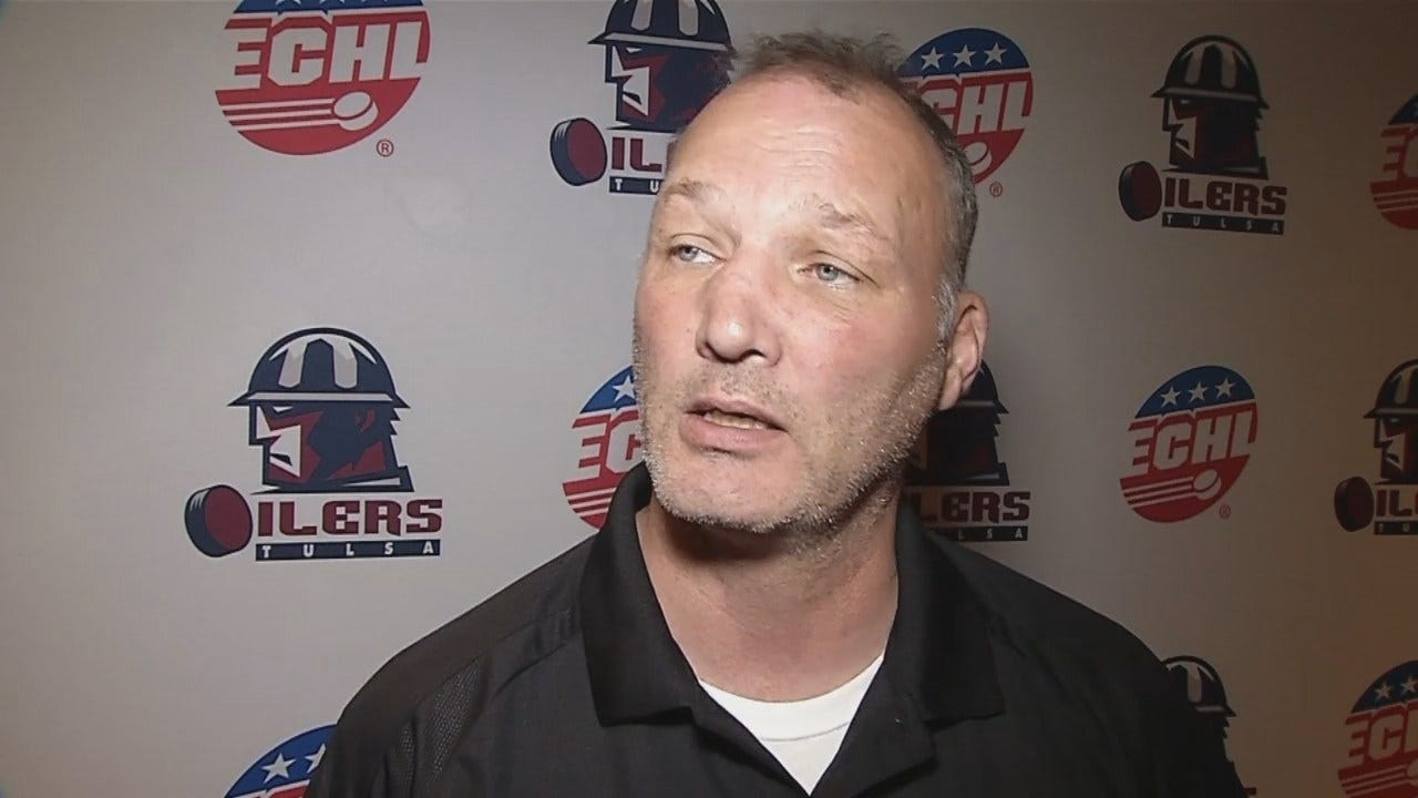 Rob Murray Talks Upcoming Season And More At Oilers Media Day