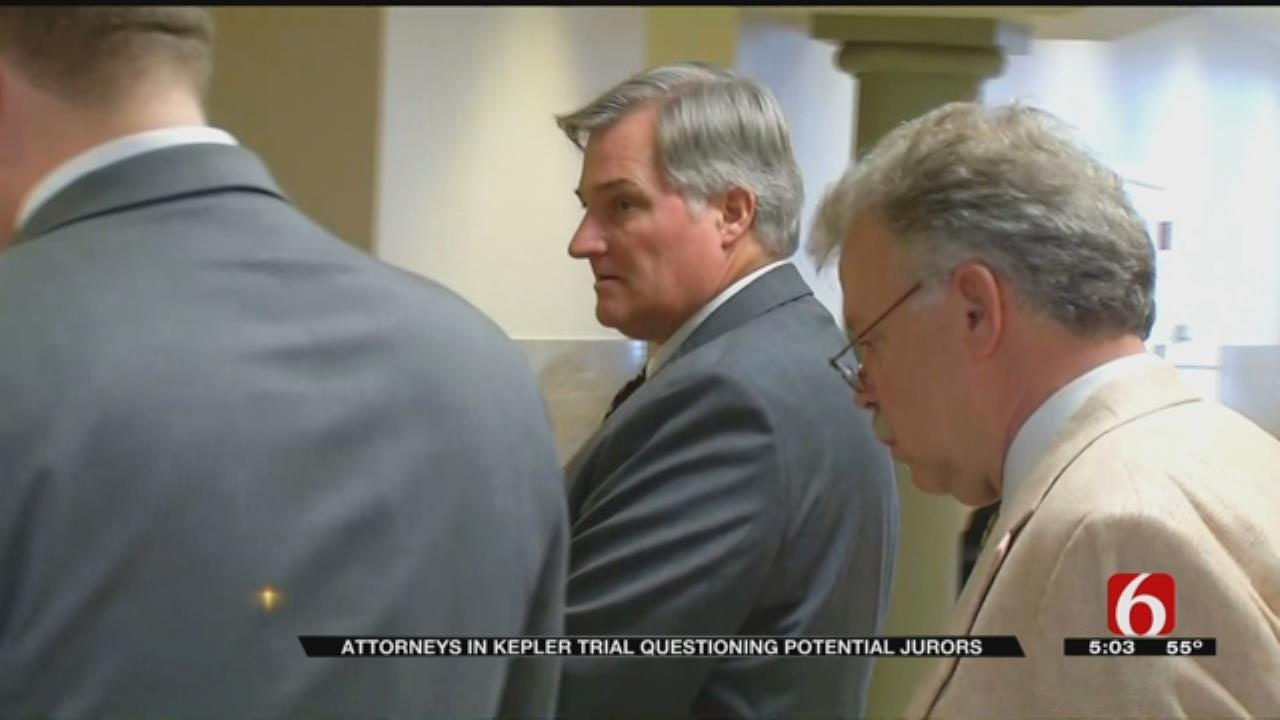Jury Selection Continues In Kepler's 4th Murder Trial