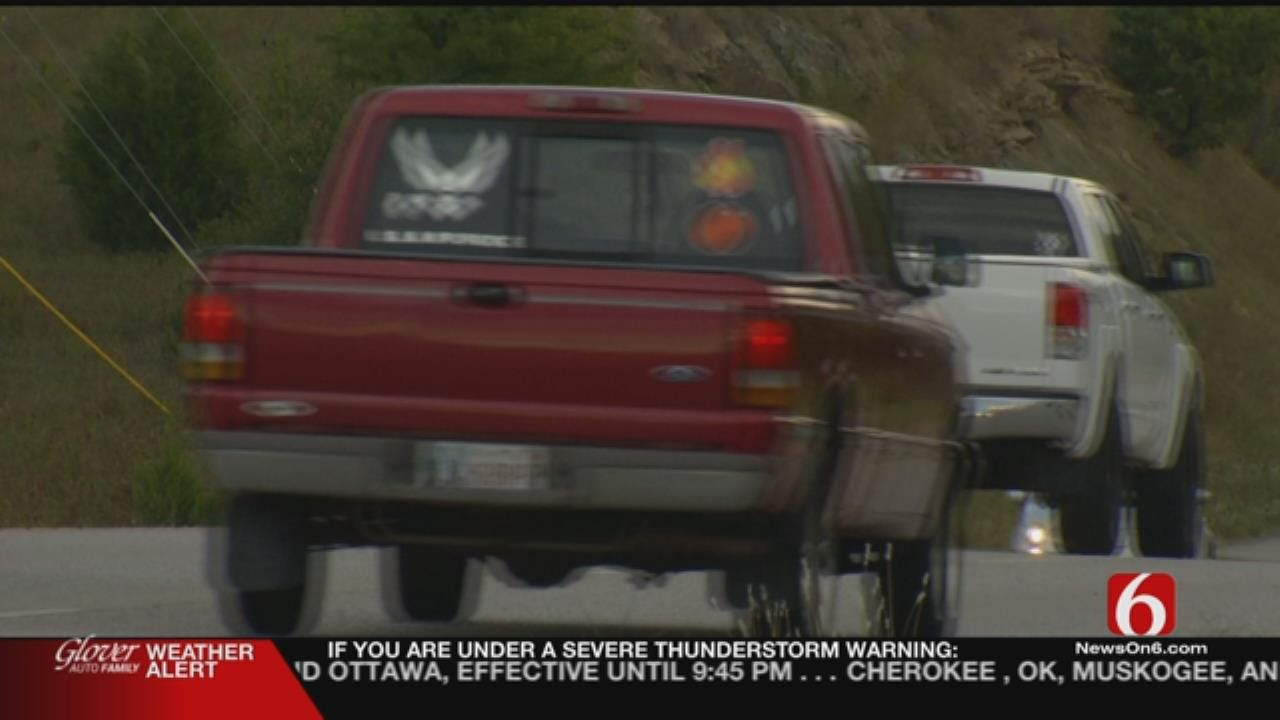 Reduced Speed Ahead: Sand Springs Works To Lower Crashes