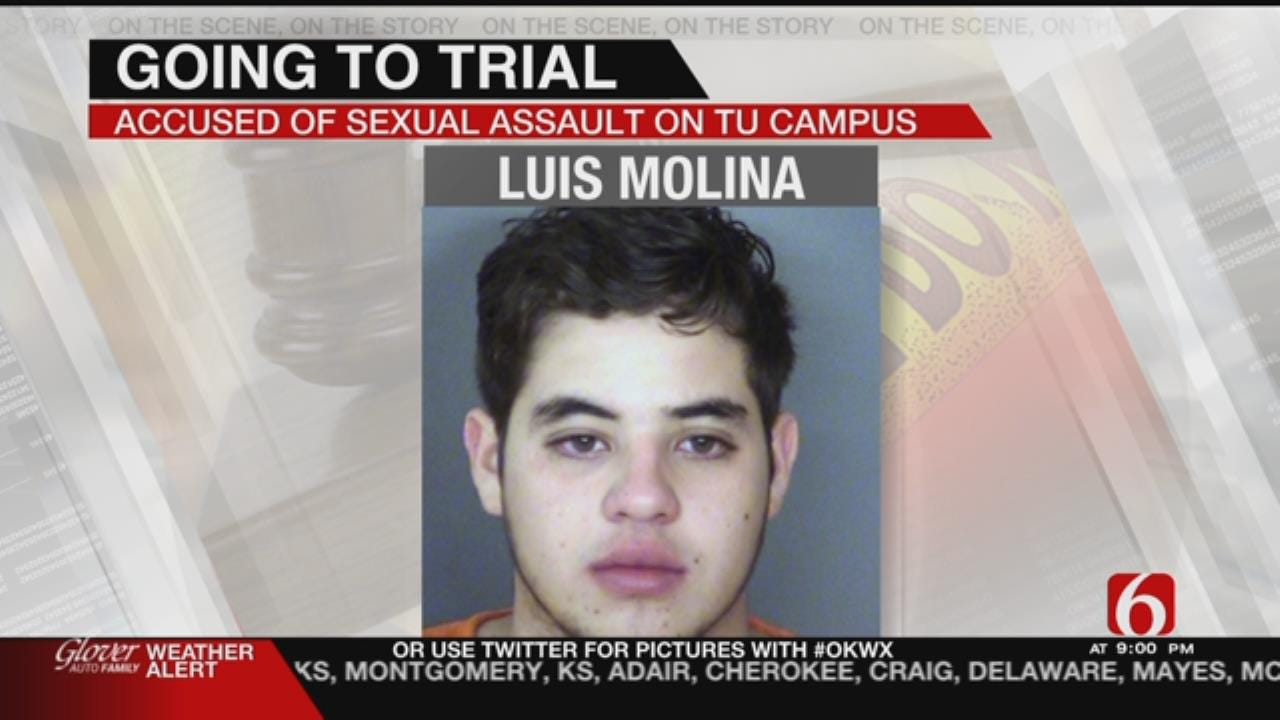 Former TU Student To Stand Trial On Sexual Assault Charges