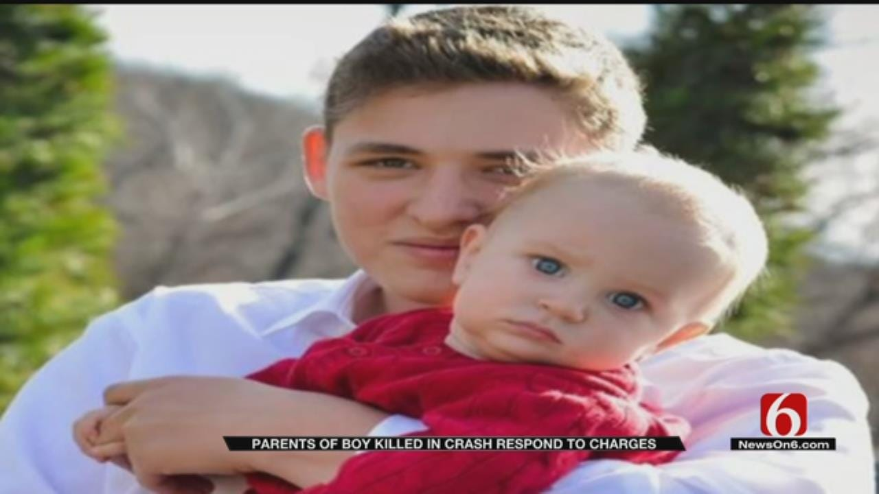 Parents Of Man Killed In Sperry Crash Remember 18-Year-Old Son