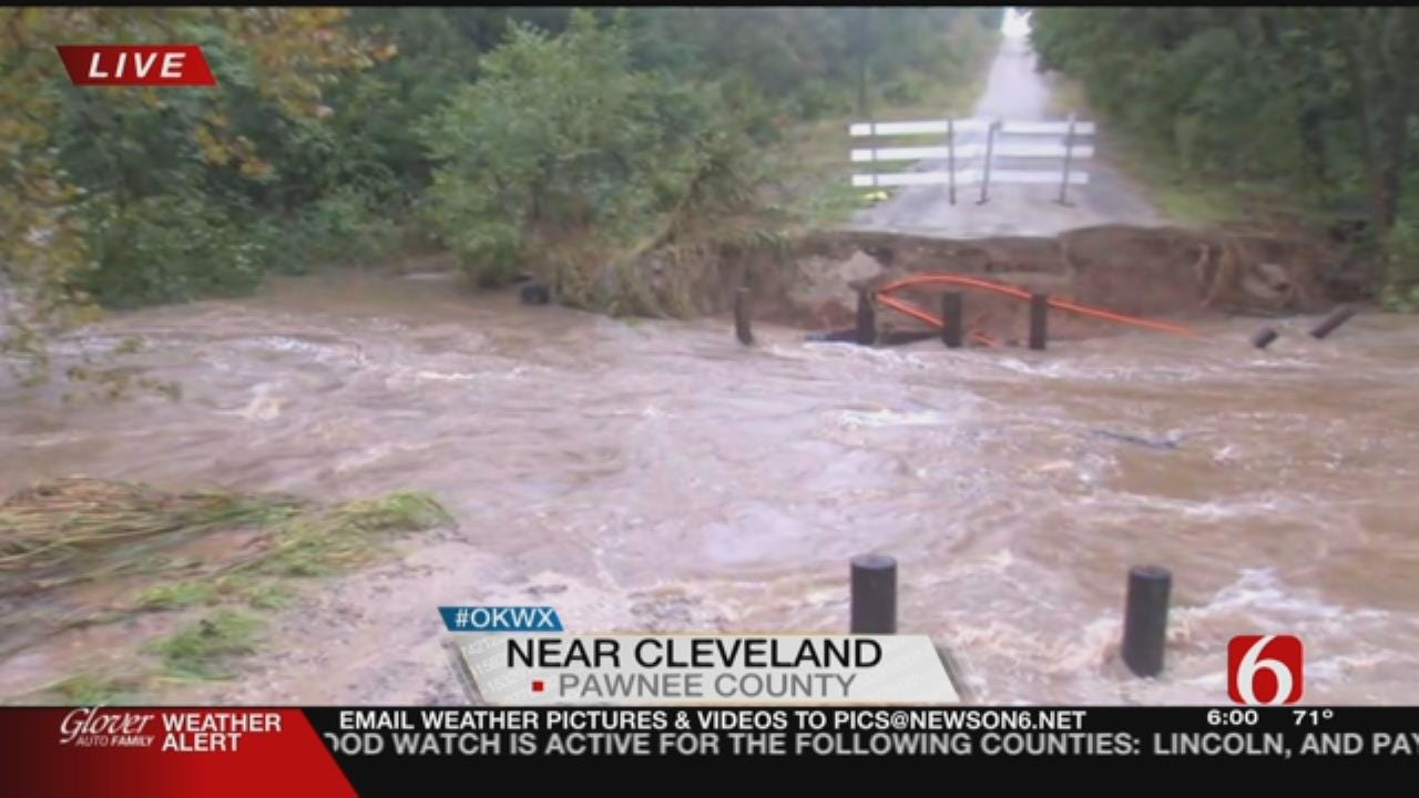 Cleveland Residents Asked To Restrict Water Use