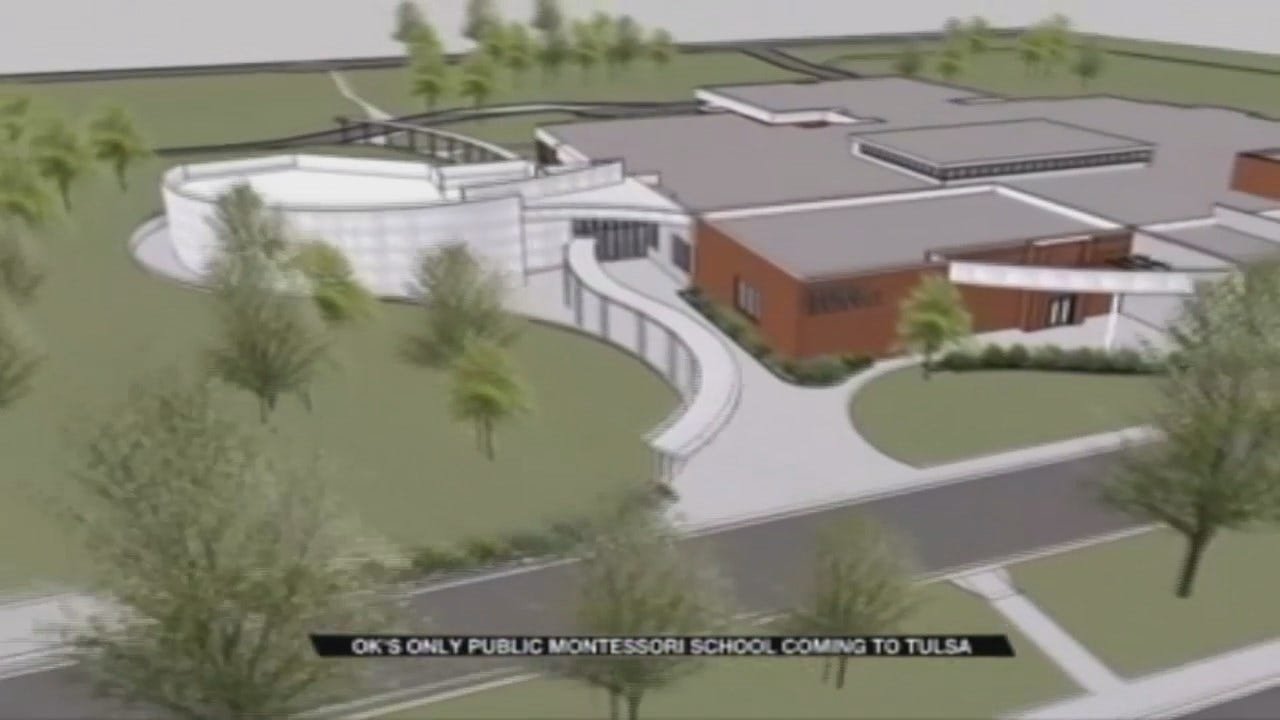 TPS's Emerson Elem. To Be State's First Montessori School